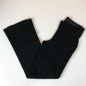 DG2 by Diane Gilman black workout jogger pants